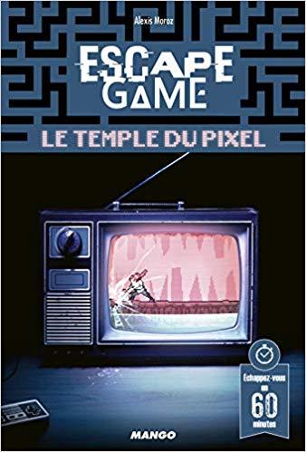 Feuilleter Les Prochains Escape Game Livres Jeux