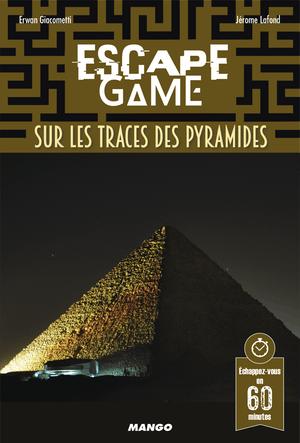 Escape Game Sur Les Traces Des Pyramides Livres Jeux